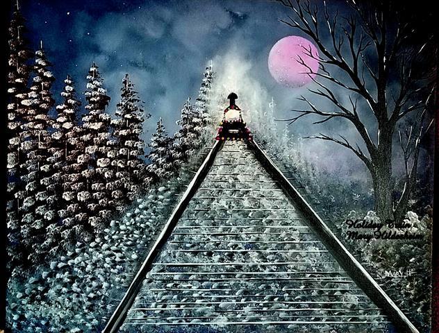 Holiday Train (Small)