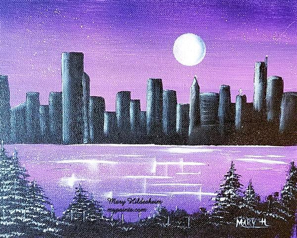 Seattle city night (1) (Small)