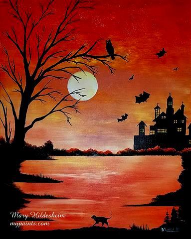 October night (1)